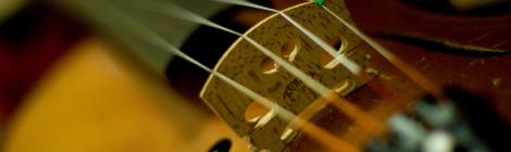 Brigid Coleridge, violin and Lee Dionne, piano