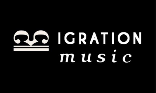 migration music logo