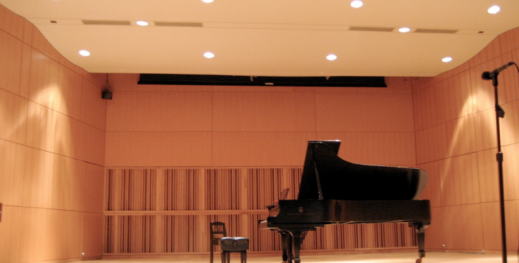 The Fall Schedule of DMA Recitals is now Posted