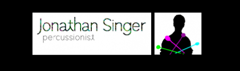 Recital: Jonathan Singer, percussion