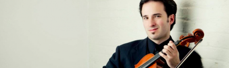 Rectial: Greg Williams, viola
