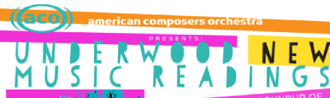 Haralabos [ Harry ] Stafylakis to be featured in the 23rd Annual Underwood New Music Readings Sessions