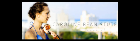 "D.M.A. cellist Caroline Bean Stute joins ""The President's Own"" U.S. Marine Band"