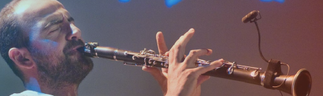 A Full Summer Concert Lineup for GC Music Alumnus Kinan Azmeh