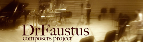 Dr. Faustus Concert to Feature a Roster of GC Composers & Performers