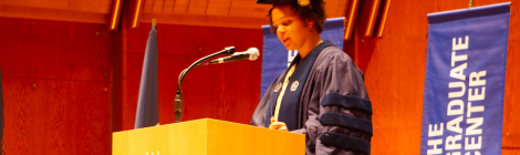 51st Commencement: Address on Behalf of the Graduates by Alice Jones